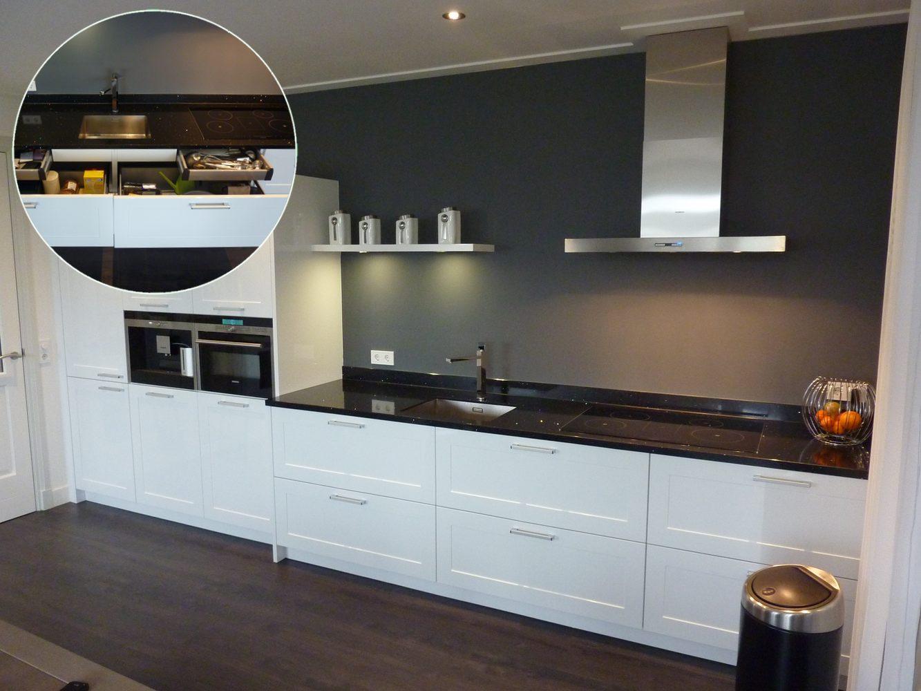 Kosten Keuken Zonder Apparatuur : graniet werkblad keuken Keuken Gordijnen com